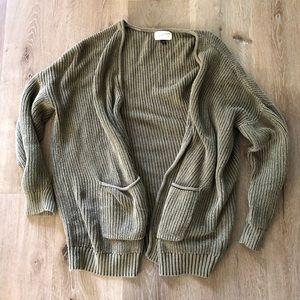 Universal Thread Cozy Cardigan